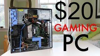 The $20 CS:GO Gaming PC!