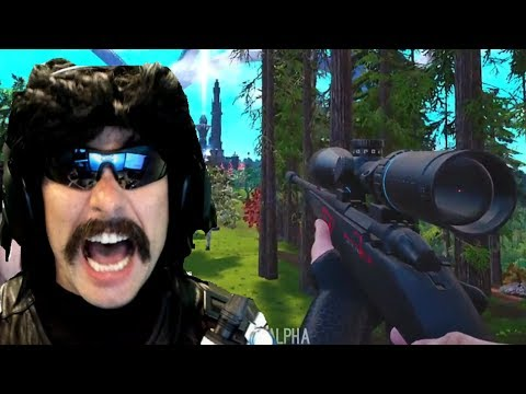 Dr Disrespect plays New Battle Royale Game! ♦Best of DrDisrespectLive♦