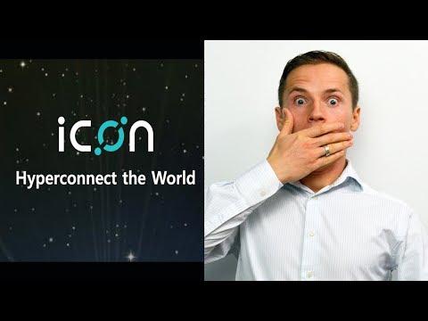 Обзор ICON - Инвестировать в Блокчейн ICON - Криптовалюта ICX