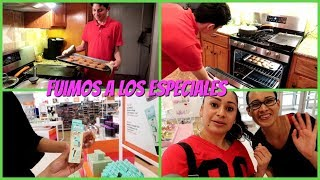 william cocinando galletas _LA MARyVlogs