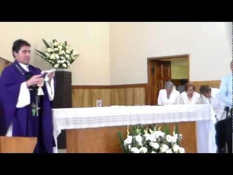MISA 25 MARZO 2012 Misa Católica Quinto Domingo de Cuaresma