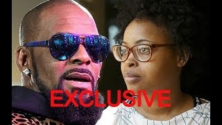 "R. Kelly (16 Year Old Ex) REVEALS ""MALELOVERS"", & Rob Loves ""KIDS"" to Put OBJECTS up His A$$."