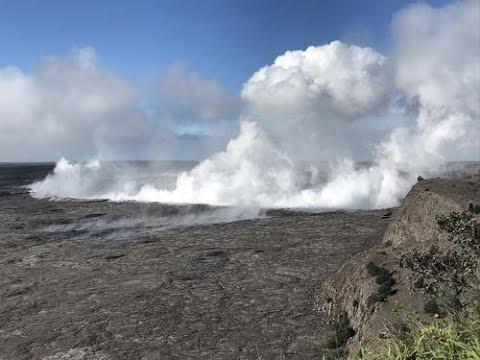 Live Stream - KÄ«lauea Volcano