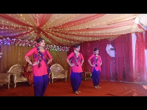 Sadia's Holud Dance Performance thumbnail
