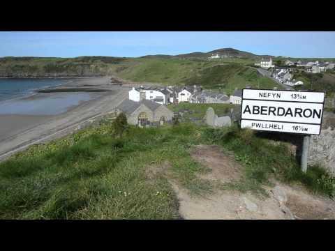Randonnée sur le Wales Coast Path