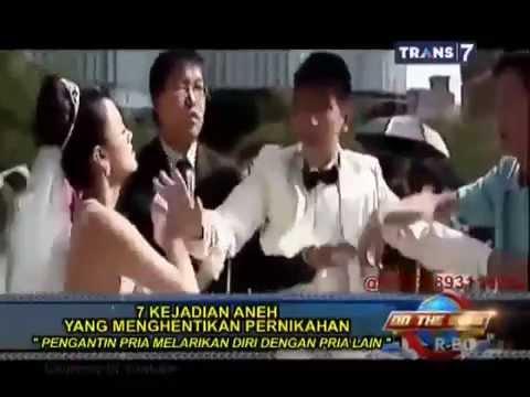 On The Spot - 7 Kejadian Aneh Yang Menghentikan Pernikahan video