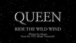 Watch Queen Ride The Wild Wind video