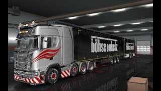 Euro Truck Simulator 2 ROAD TO 50