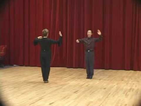 Beginners Social Foxtrot - The Promenade Ballroom Dance Lesson