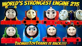 Thomas and Friends World's Strongest Engine 215