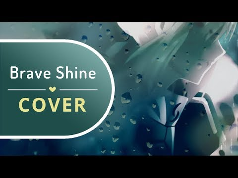 Brave Shine (Japanese) Piano ver. - Aimer | Cover by BriCie ft. Aniyeol