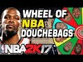 NBA's Biggest Douchebags