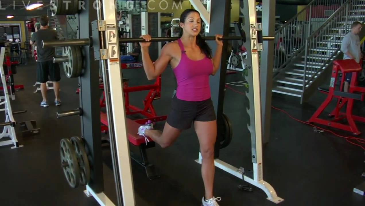 v squat machine how to use