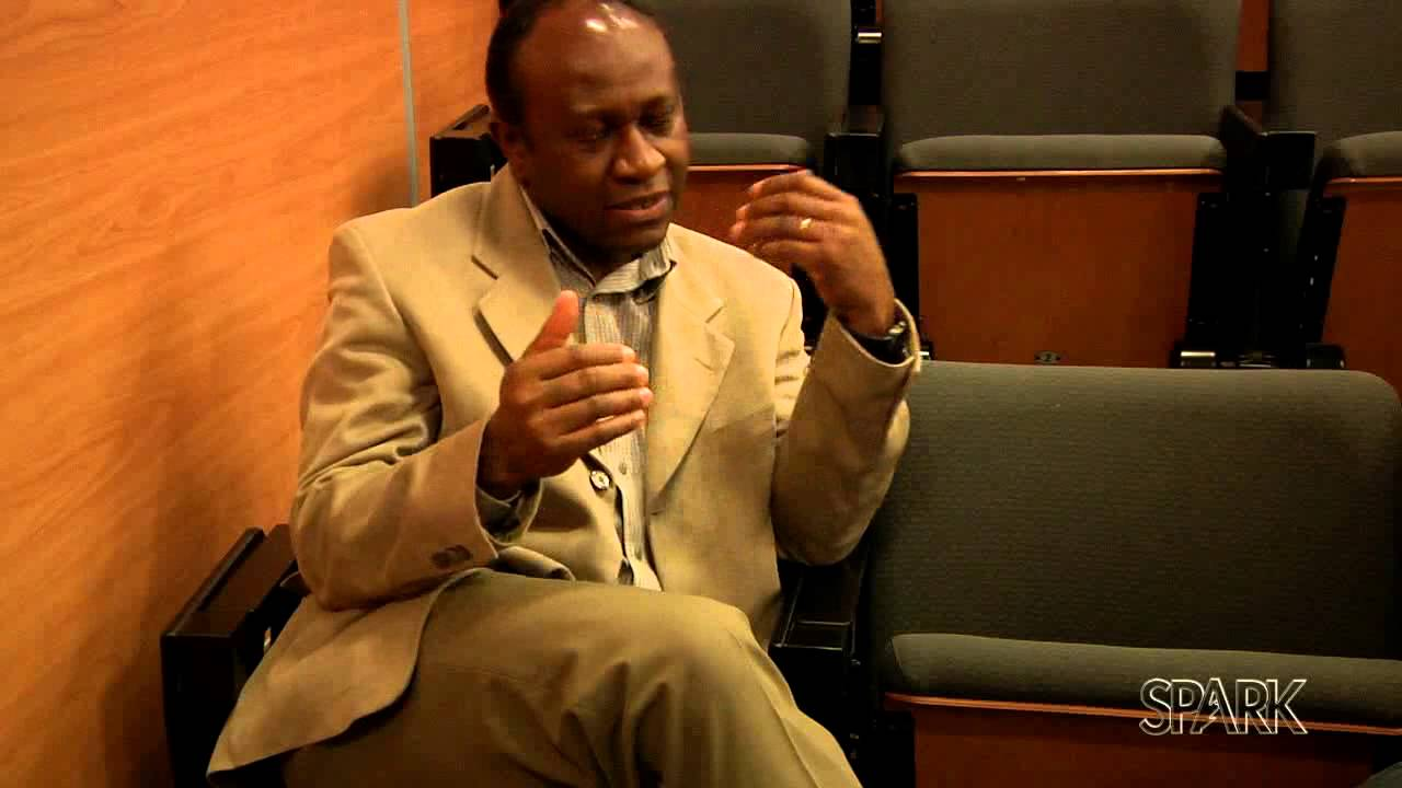 Spark interviews Dr. Michael Ngadi