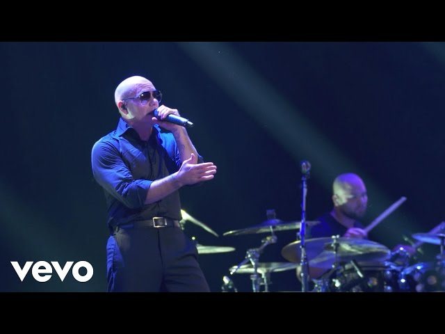 Pitbull - Feel This Moment (Live on the Honda Stage at the iHeartRadio Theater LA)