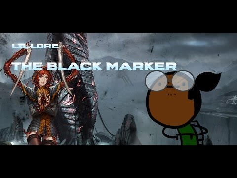 Lil' Lore - Dead Space: The Black Marker