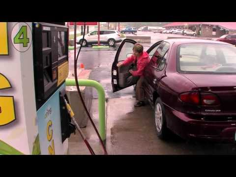 Use of Compressed Natural Gas in Vehicles