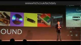HTC One X, S and V full press conference