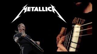 † Top 5 Metallica Songs on classical guitar †