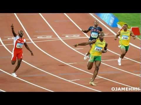 Men's 100m Finals-London olympic-2012
