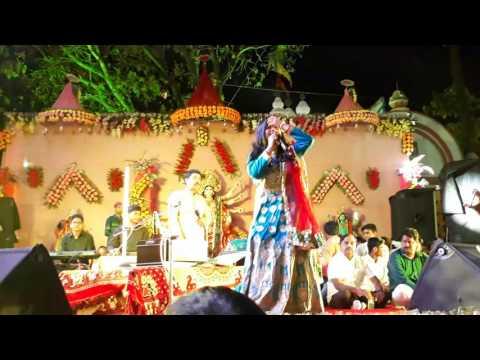 Bhang pike gadi mat chalaiya ho radha rani at jagran by phool bagan yuva sangathan