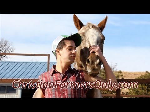 Christian Farmers Only: A New Type of Christian Dating Website