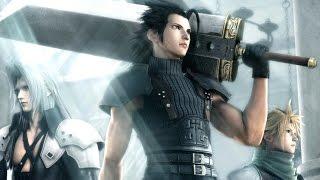 Crisis Core: Final Fantasy VII All Cutscenes (Game Movie) 1080p HD