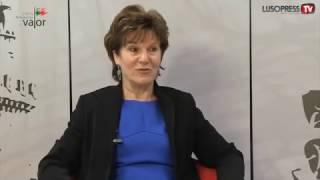Portugueses de Valor 2015: Nomeada Tina Dumont