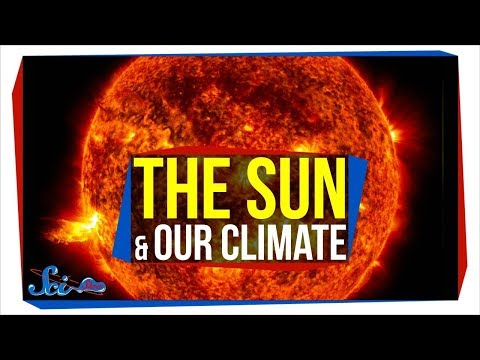 How Much Does the Sun Affect Earth's Climate?