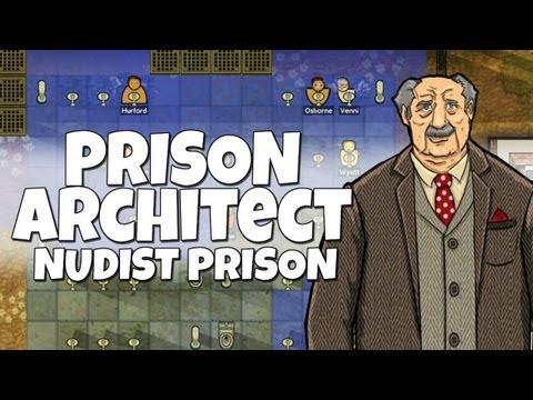 Prison Architect - Nudist Prison video