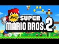 New Super Mario Bros. 2 Release Trailer (OLD Hack)