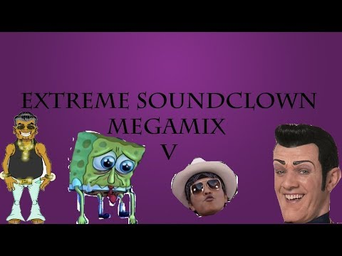 Extreme Soundclown Megamix V (Music Video)