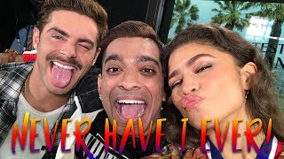NEVER HAVE I EVER - Ft. Hugh Jackman, Zac Efron, Zendaya & Keala