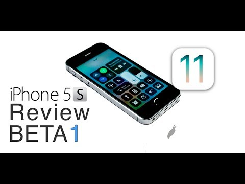 iPhone 5S iOS 11 Review, is It Good ?