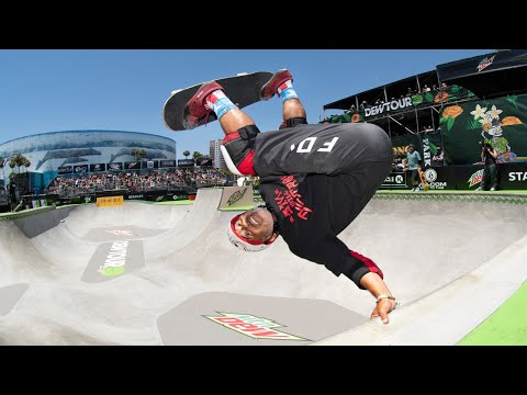 Love and Guts Jam Highlights | Dew Tour Long Beach 2018