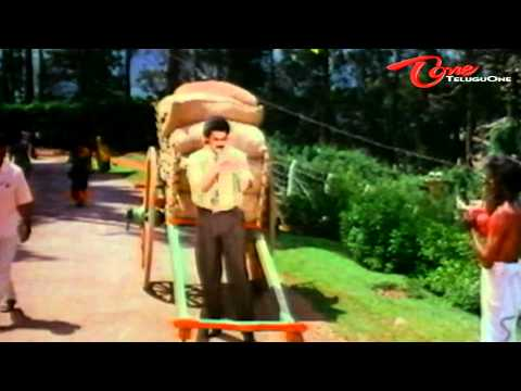 Venkatesh Shows His Humanity - Comedy Scene