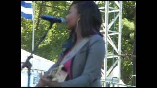 Jamie Grace Video - Jamie Grace - God Girl LIVE at theFEST 2013
