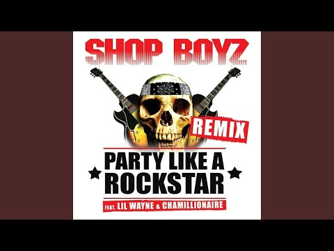 Party Like A Rock Star (Remix) feat. Chamillionaire & Lil Wayne