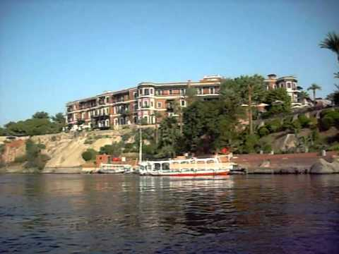 Re-opened Hotel Old Cataract Aswan
