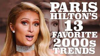 Paris Hilton Breaks Down Her Favorite 2000s Trends | W magazine