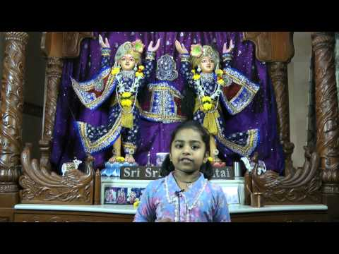 Bhagavad Gita Sloka Recitation By Small Kids video