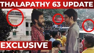 THALAPATHY 63 Exclusive UPDATE