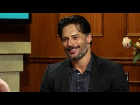 Joe Manganiello on