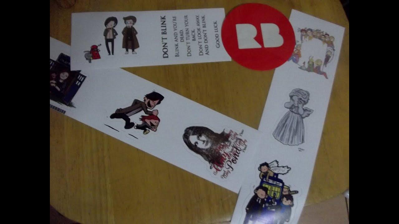 Redbubble stickers