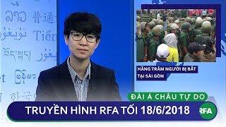 Tin tức thời sự: Siết chặt an ninh tại Sài Gòn, hằng trăm người bị bắt