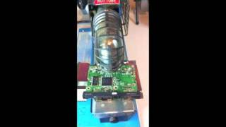 Western Digital Hard Drive Board Repair U12 Part 2/3