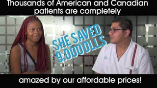 Patients saved thousands of dollars in high quality dental implants!