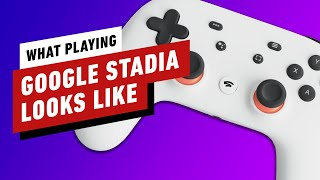 Google Stadia: Mortal Kombat, Destiny 2, and Tomb Raider Gameplay