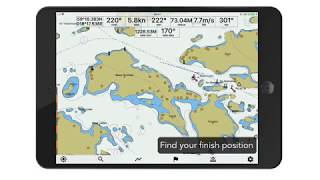 Seapilot navigation app - Auto Route