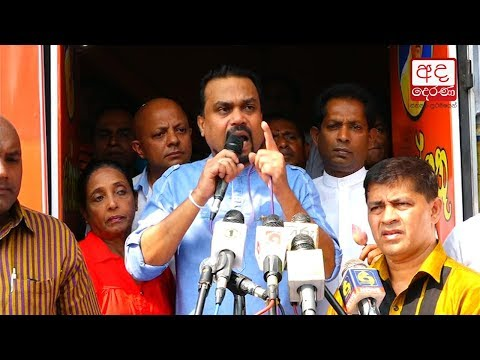 wimal speaks on adve|eng